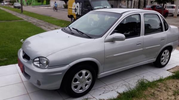 CHEVROLET CORSA 2000/2001