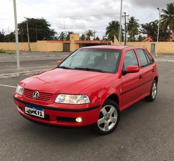 VW GOL 1.8 2001/2002
